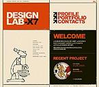 webdesign : studio, artist, design