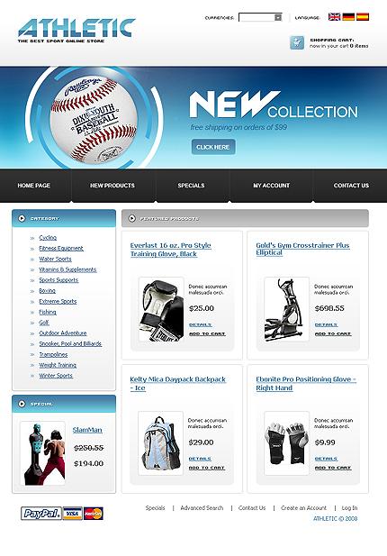 webdesign : Big, Screenshot 20100