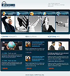 webdesign : business, success, partner