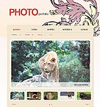 webdesign : portfolio, photos, photographer