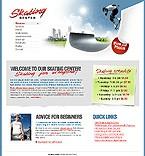 webdesign : skate, skates, ice