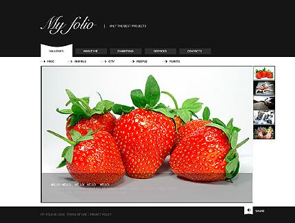 webdesign : Big, Screenshot 20220