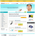 webdesign : medical, equipment, laboratory