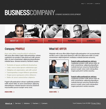 webdesign : Big, Screenshot 20360