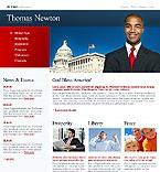 webdesign : Thomas, leader, election
