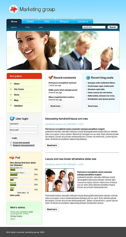 webdesign : Big, Screenshot 20512