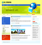 webdesign : express, guide, comfort