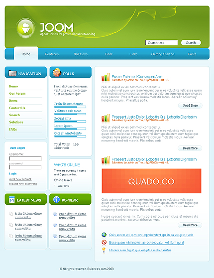 webdesign : Big, Screenshot 20728