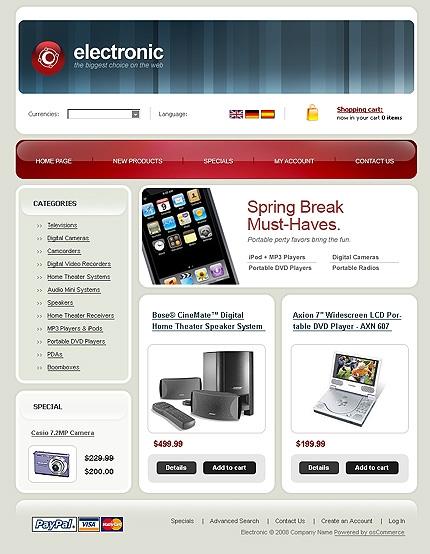 webdesign : Big, Screenshot 20856