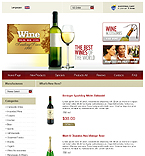 webdesign : collection, chardonnay, cork