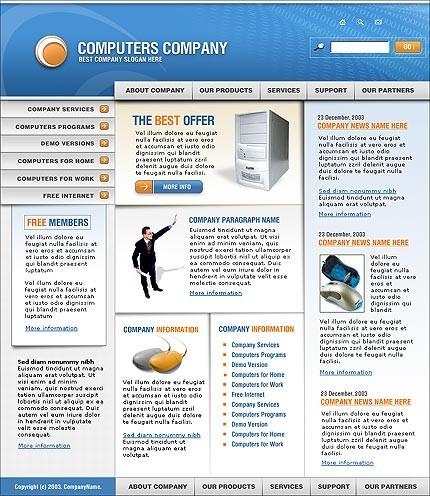 webdesign : Big, Screenshot 2107