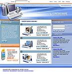 webdesign : desktop, phone, Toshiba