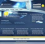 webdesign : company, technology, system