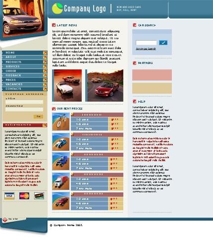 webdesign : Big, Screenshot 2173