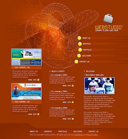 webdesign : Big, Screenshot 2194