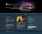 webdesign : newspaper, entertainment, consultation