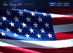 webdesign : constitution, flag, candidates