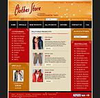 webdesign : shirt, jacket, thong