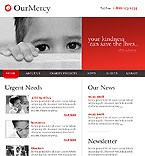 webdesign : indigent, donation, hap