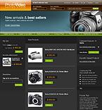 webdesign : shop, monitor, hardware
