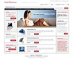 webdesign : electronics, scanner, system