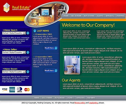 webdesign : Big, Screenshot 2219