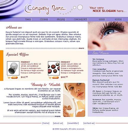webdesign : Big, Screenshot 2220