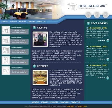 webdesign : Big, Screenshot 2246