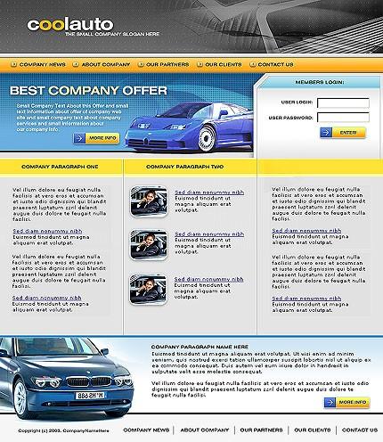 webdesign : Big, Screenshot 2257