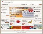 webdesign : shop, clock, service