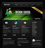 webdesign : dinox, training, marketing