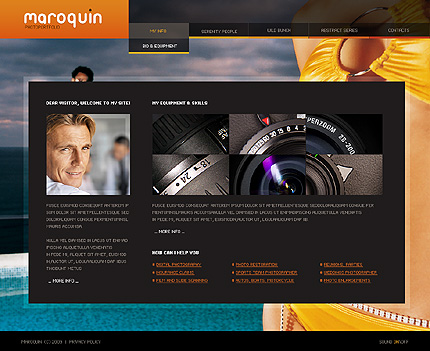 webdesign : Big, Screenshot 22792