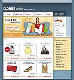 webdesign : shop, thong, eye