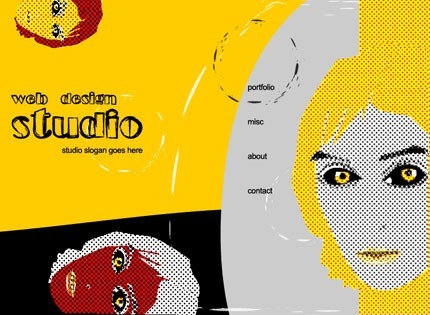 webdesign : Big, Screenshot 2364