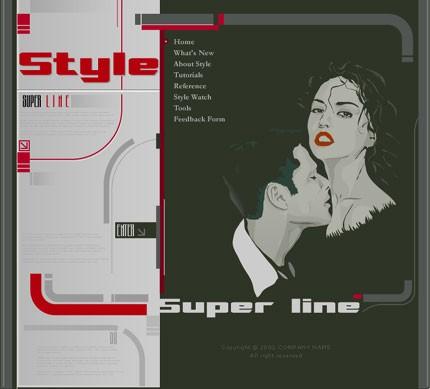 webdesign : Big, Screenshot 2369