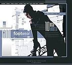 webdesign : shoes, dress, Nike