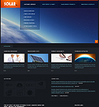 webdesign : energy, ecological, environment
