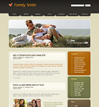 webdesign : hearth, youth, support