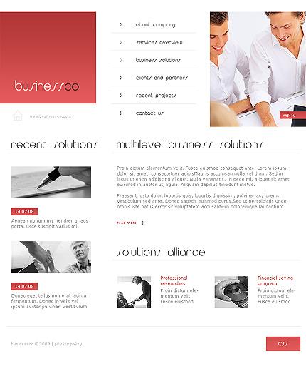webdesign : Big, Screenshot 23356