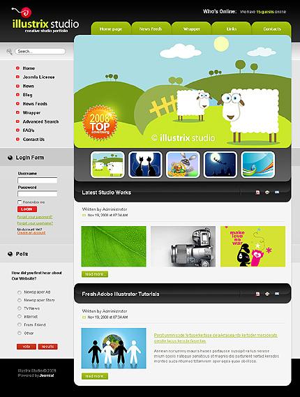 webdesign : Big, Screenshot 24170