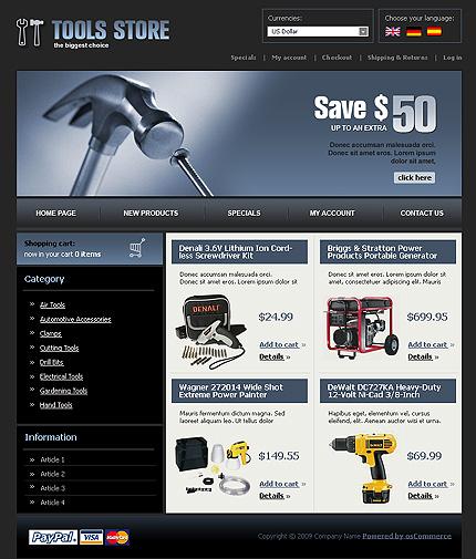 webdesign : Big, Screenshot 24404