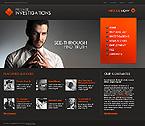 webdesign : service, client, testimonial
