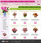webdesign : lilies, chrysanthemum, services