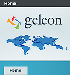 webdesign : geleon, experience, program