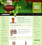 webdesign : reservation, food, events