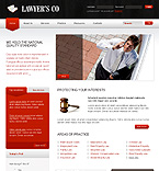 webdesign : law, advocacy, protection