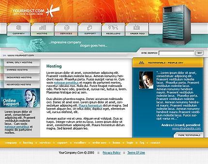 webdesign : Big, Screenshot 2537