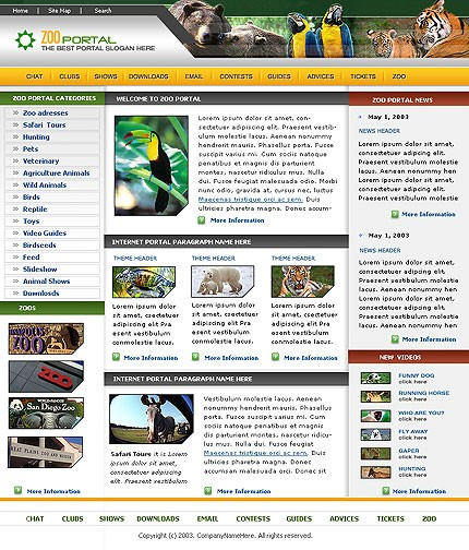 webdesign : Big, Screenshot 2540