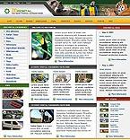 webdesign : monkey, educational, lion