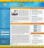 webdesign : portal, solution, traffic